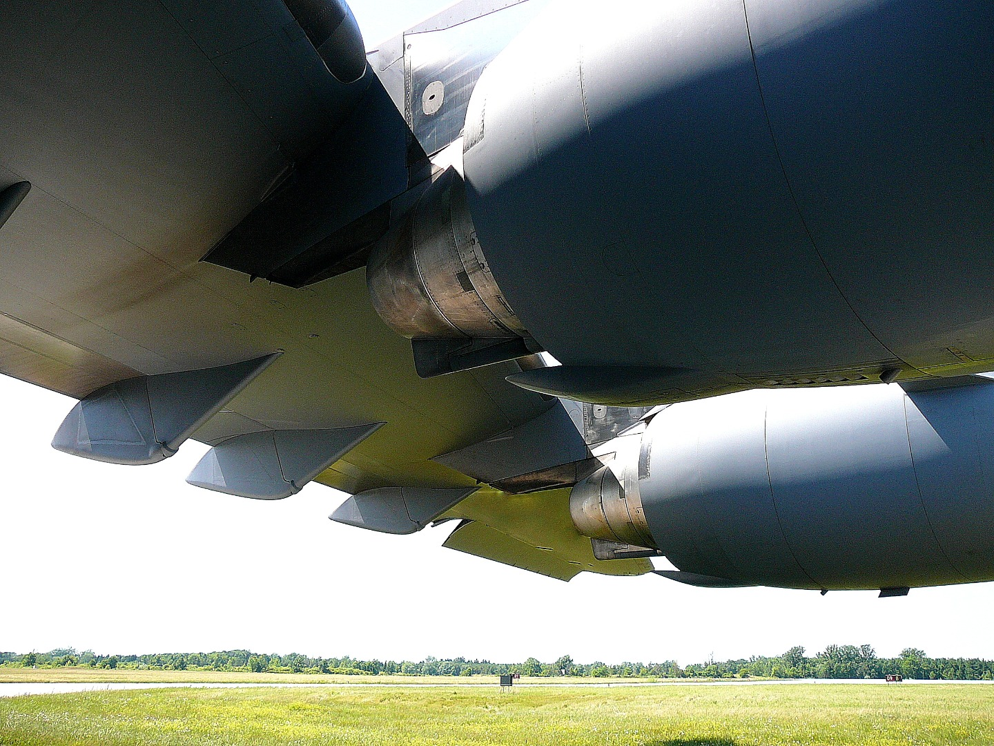 C-17 Wing & Engines